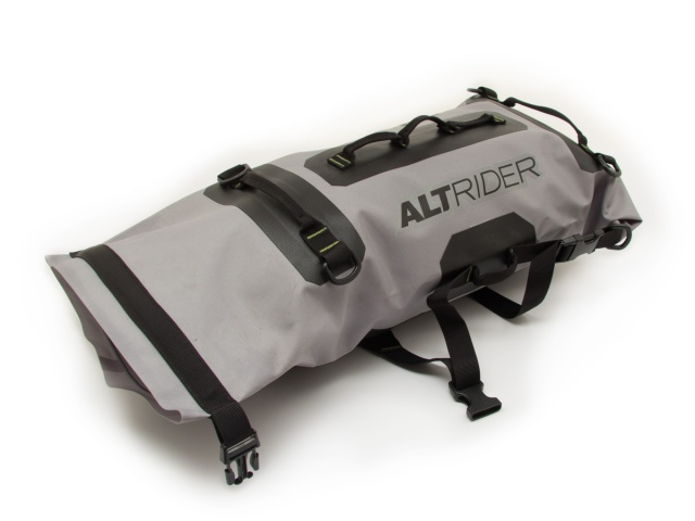 AltRider SYNCH Small Dry Bag - 14 Liter Grey - Additional Photos
