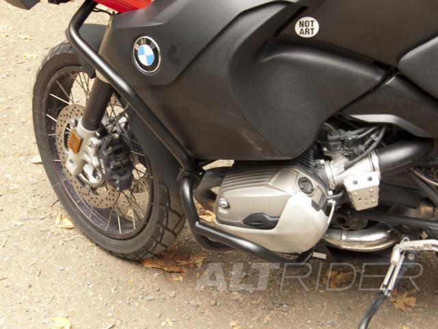 AltRider Upper Crash Bars Assembly for the BMW R 1200 GS /A (2008-2012) - Additional Photos