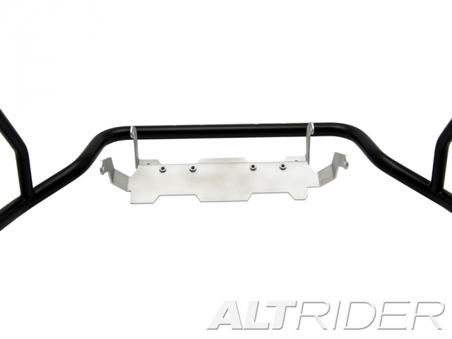 AltRider Upper Crash Bars for the BMW R 1200 GS Water Cooled (2013-2016) - Black - Additional Photos