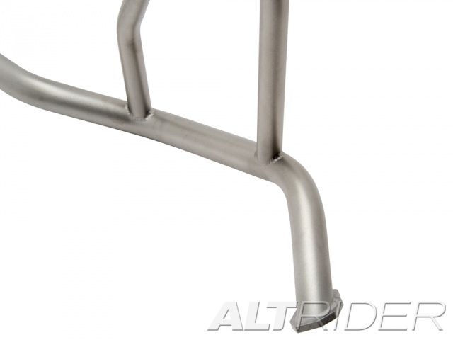 AltRider Upper Crash Bars for the BMW R 1200 GS Water Cooled (2013-2016) - Silver - Additional Photos