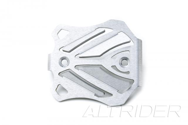 AltRider Voltage Regulator Guard for BMW F 800 GS (2008-2012) - Silver - Additional Photos
