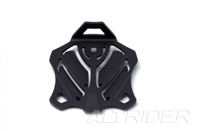 AltRider Voltage Regulator Guard for the Husqvarna TR650 Terra and Strada - Black - Additional Photos