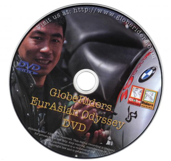 GlobeRiders Eurasian Odyssey DVD - Additional Photos