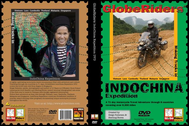GlobeRiders Indochina Expedition DVD - Additional Photos