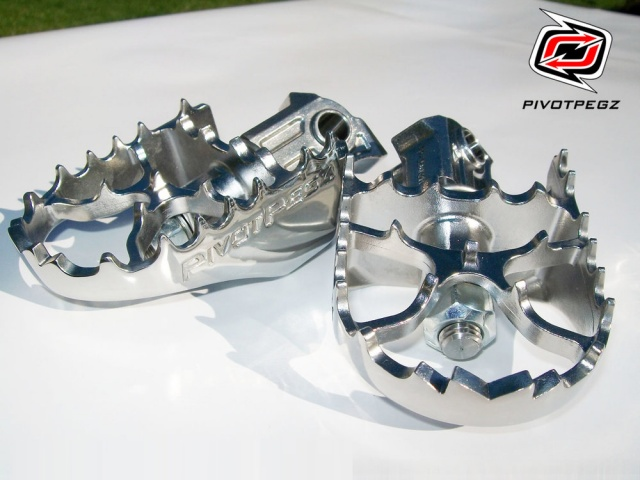 Pivot Pegz WIDE MK3 for the Honda CRF1000L Africa Twin - Additional Photos