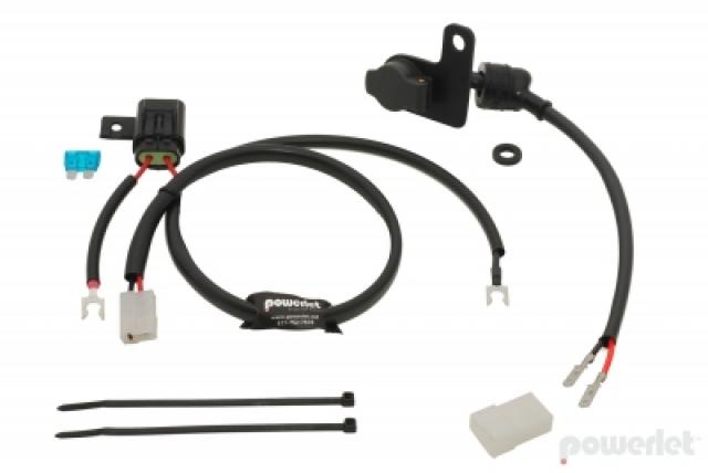 Powerlet Rearset Kit - Additional Photos