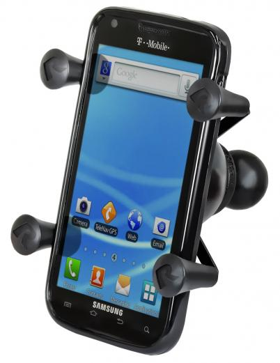 RAM X-Grip™ Spring Loaded Universal Cell Phone Holder - Additional Photos