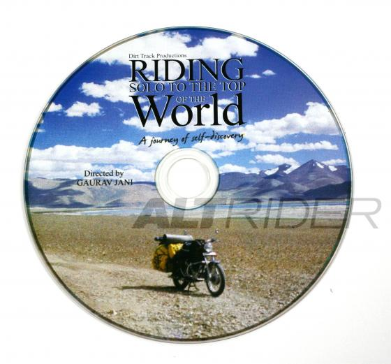 Riding Solo to the Top of the World DVD - Additional Photos