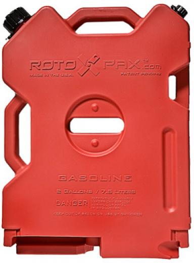 RotopaX Two Gallon Gasoline & Two Gallon Storage Pack Combo - Additional Photos