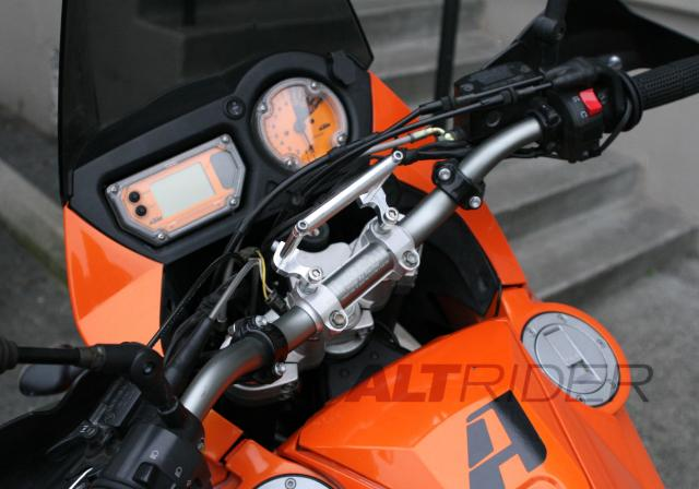 Universal Handlebar Mount - Additional Photos