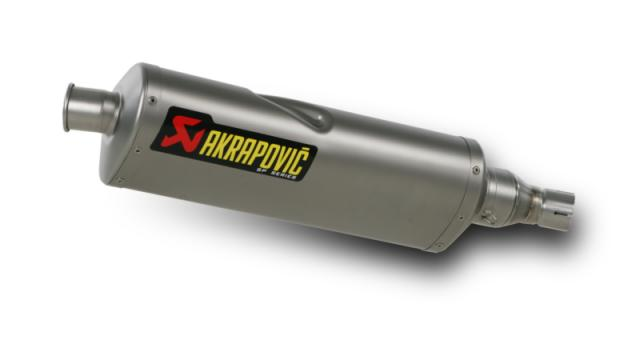 Akrapovic KAWASAKI VERSYS (2007-2010) SP Series / SLIP-ON SYSTEM - Feature