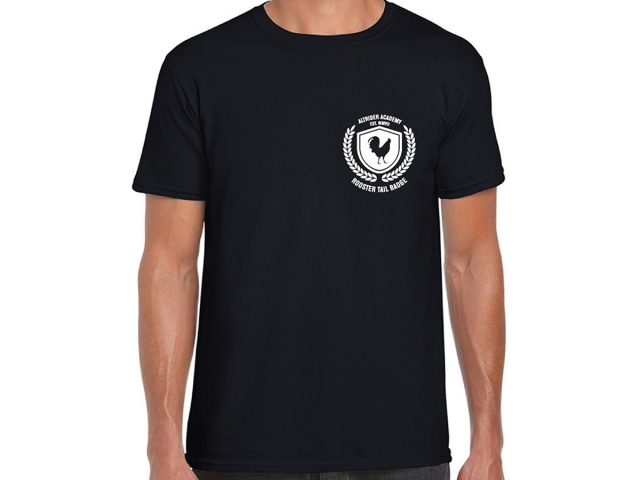 AltRider Academy Men's T-Shirt - Feature