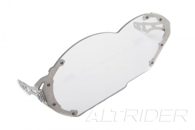 AltRider Clear Headlight Guard Kit for the BMW R 1200 GS /A (2003-2012) - Feature