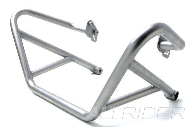 AltRider Crash Bars for the Suzuki V-Strom DL 1000-Silver  - Feature