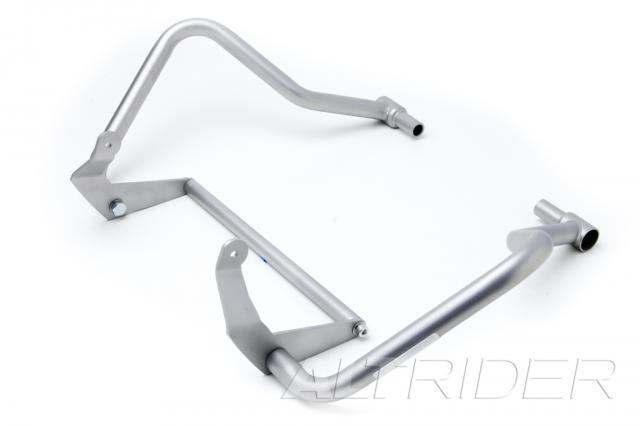 AltRider Crash Bars Kit for Ducati Multistrada 1200 (2010-2014) - Silver - Feature
