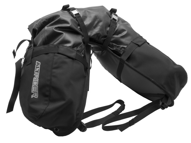 AltRider Hemisphere Saddlebag - Feature