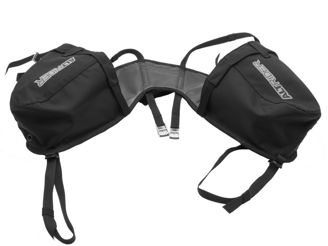 AltRider Hemisphere Saddlebag Holster System - Feature