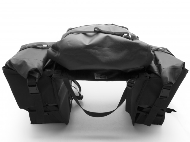 AltRider Hemisphere Soft Panniers - Feature