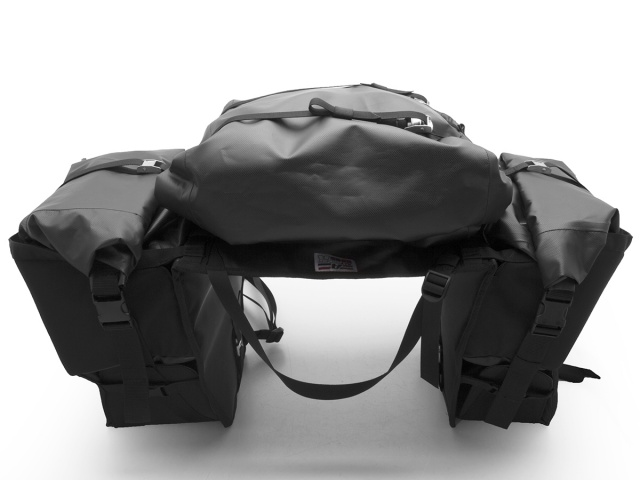 AltRider Hemisphere Waterproof Soft Panniers - Feature