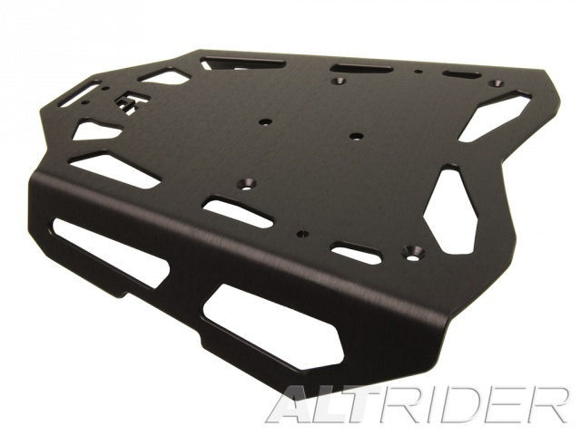 AltRider Luggage Rack for Ducati Hyperstrada - Black - Feature