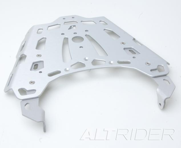 AltRider Luggage Rack Lower Position for R 1200 GS (2003-2012) - Silver - Feature