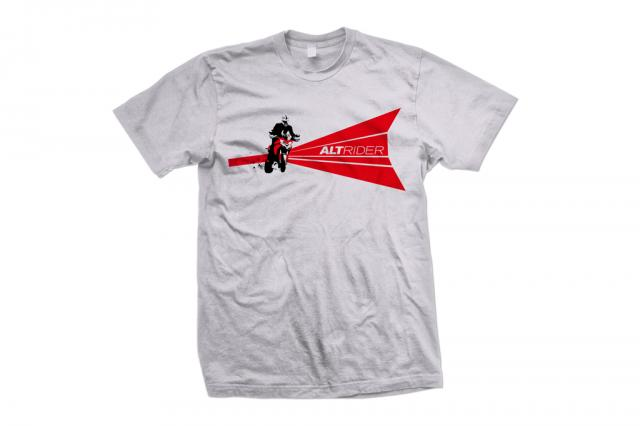 AltRider Multistrada Men's T-Shirt - Small - Feature