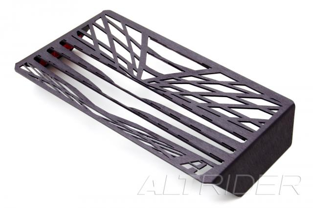 AltRider Oil Cooler Guard for Ducati Multistrada 1200 (2010-2014) - Black - Feature