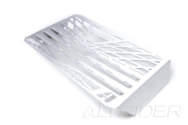 AltRider Oil Cooler Guard for Ducati Multistrada 1200 (2010-2014) - Silver - Feature