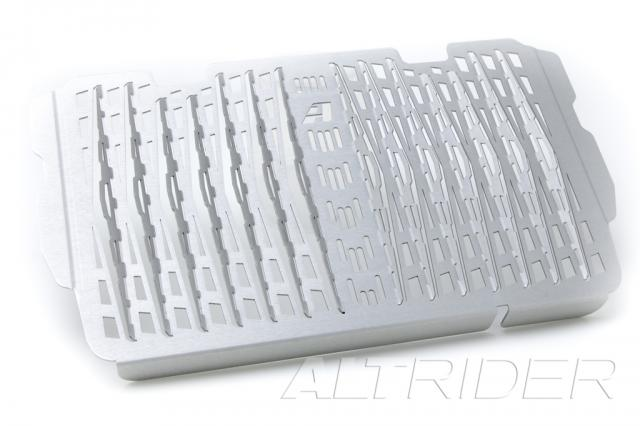 AltRider Radiator Guard for Ducati Multistrada 1200 (2010-2014) - Silver - Feature