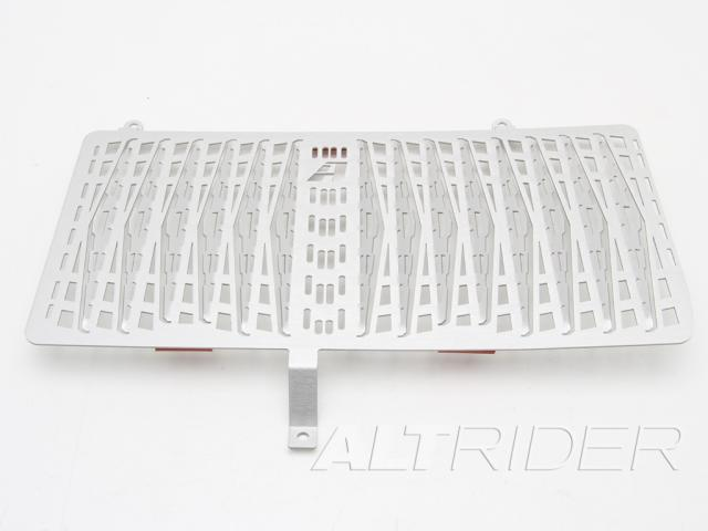 AltRider Radiator Guard for the BMW F 650 GS - Silver - Feature