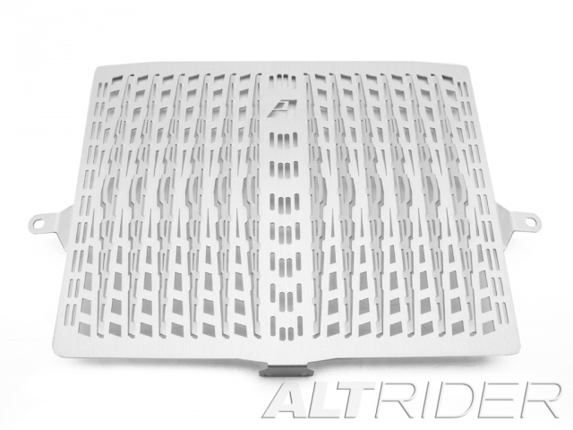 AltRider Radiator Guard for the KTM 1050/1090/1190 Adventure / R - Silver - Feature