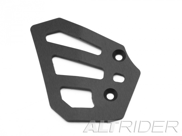 AltRider Rear Brake Master Cylinder Guard for the BMW R 1200 GS Water Cooled - Black - Feature