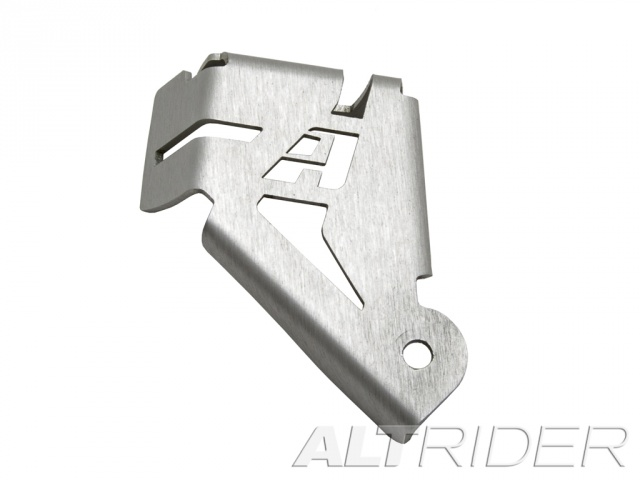 AltRider Rear Brake Reservoir Guard for the BMW R 1200 GS Water Cooled - Silver - Feature