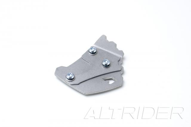 AltRider Side Stand Foot for Kawasaki Versys - Silver - Feature