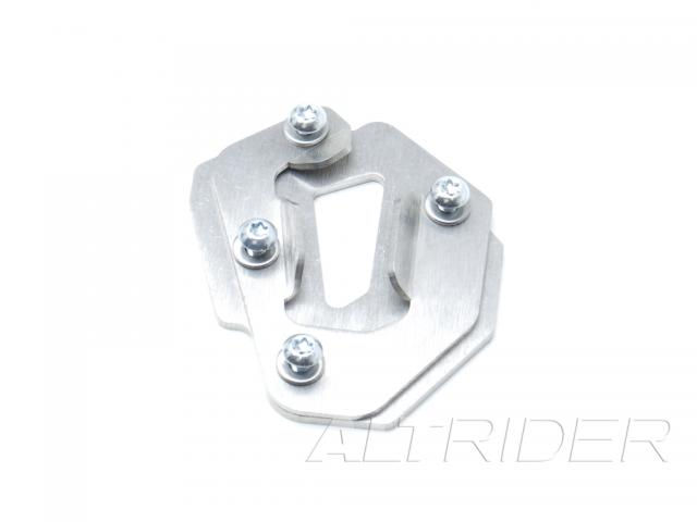 AltRider Side Stand Foot for Triumph Tiger 800 - Silver - Feature