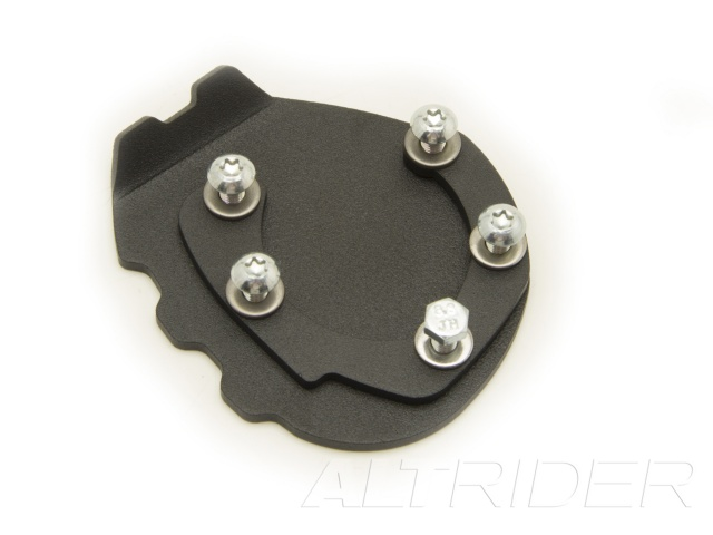 AltRider Side Stand Foot Kit for BMW F 650 GS - Black - Feature