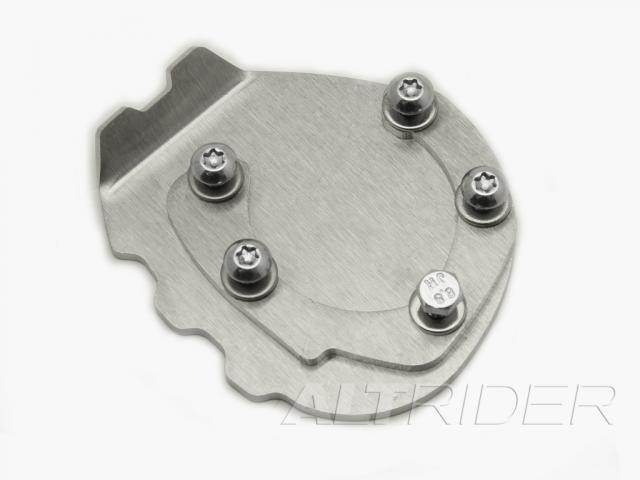 AltRider Side Stand Foot Kit for BMW F 650 GS - Silver - Feature