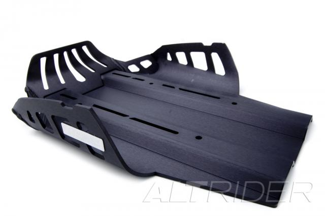 AltRider Skid Plate for BMW R 1200 GS (2005-2012) - Black - Feature