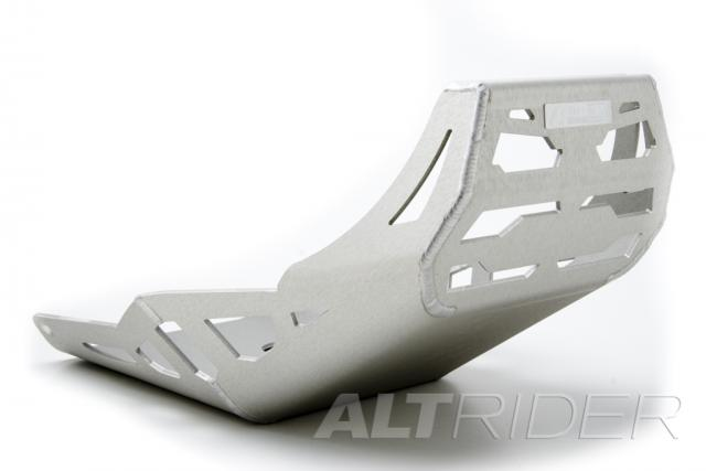 AltRider Skid Plate for Suzuki V-Strom DL 650 - Silver  - Feature