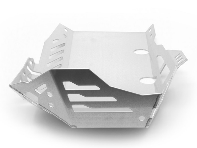 AltRider Skid Plate for Yamaha Super Tenere XT1200-Silver - Feature