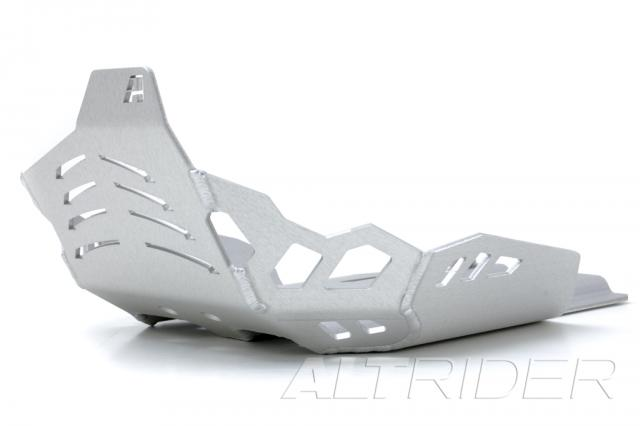 AltRider Skid Plate Kit for BMW F 650 GS - Silver  - Feature