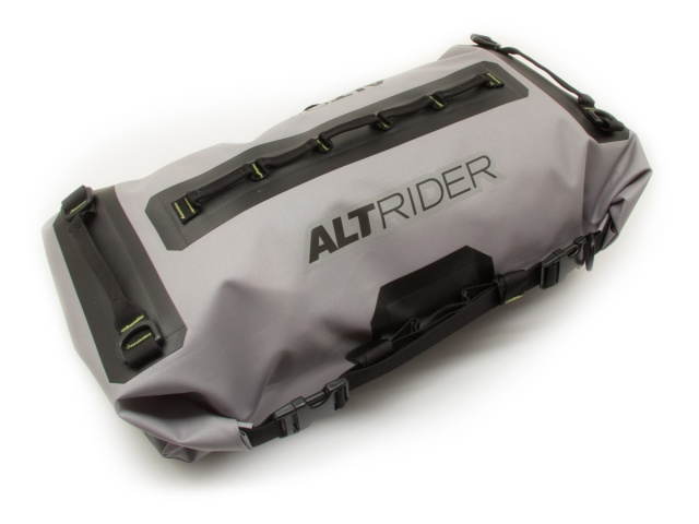AltRider SYNCH Medium Dry Bag - 25 Liter Grey - Feature