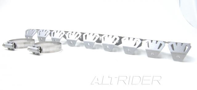 AltRider Universal Header Guard for Honda NC700X - Feature