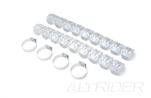AltRider Universal Header Guards (pair)  - BMW R 1200 GS Adventure (2005-2013) - Feature