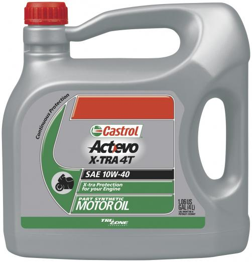 Castrol act evo x tra 20w50 4ltr feature