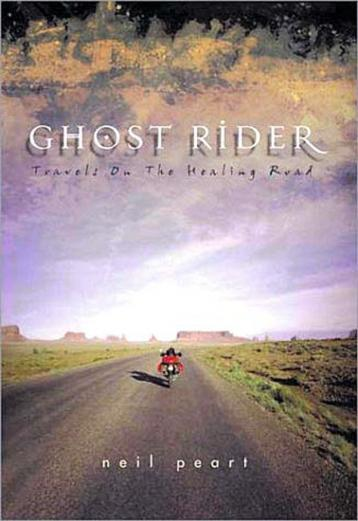 Ghost Rider: Travels on a Healing Road, Book - Feature