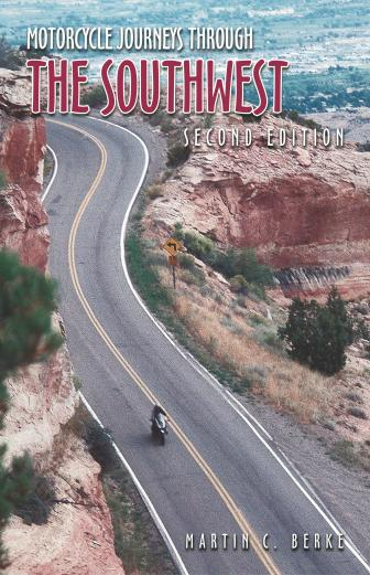 Motorcycle Journeys Through the Southwest, Book - Feature
