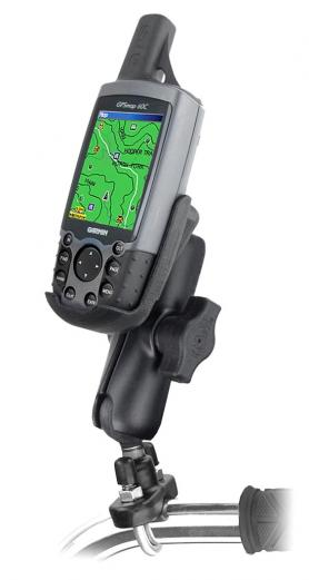 RAM 60 Series GPS Handlebar Mount System - Feature