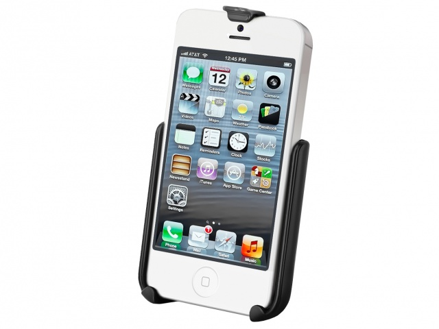 RAM Cradle for the Apple iPhone 5 & iPhone 5s - Feature
