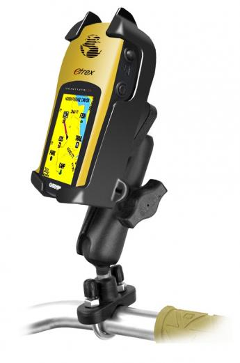 RAM eTrex Color GPS Handlebar Mount System - Feature